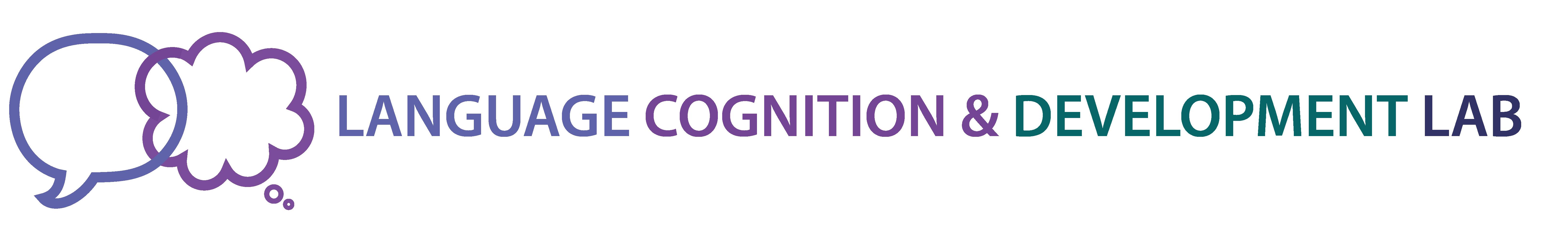 Language, Cognition and Development Lab